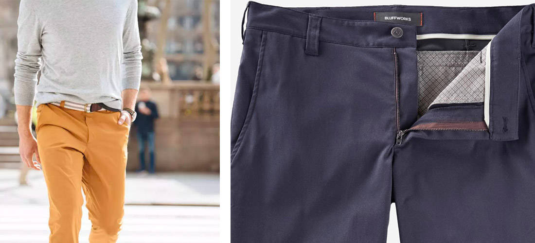 Best Travel Pants | Bluffworks