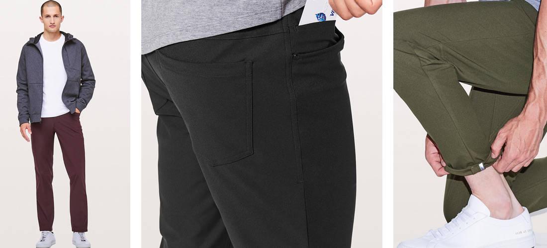Travel Pants | Lululemon ABC Pants