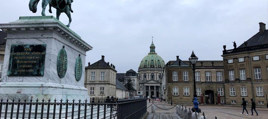 Amalienborg Palace | Copenhagen Travel
