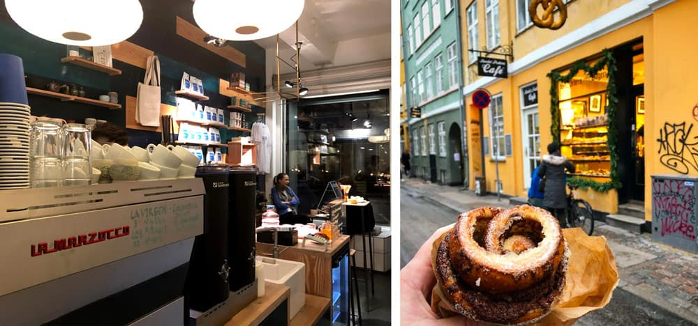 Copenhagen travel guide | coffee and bakeries