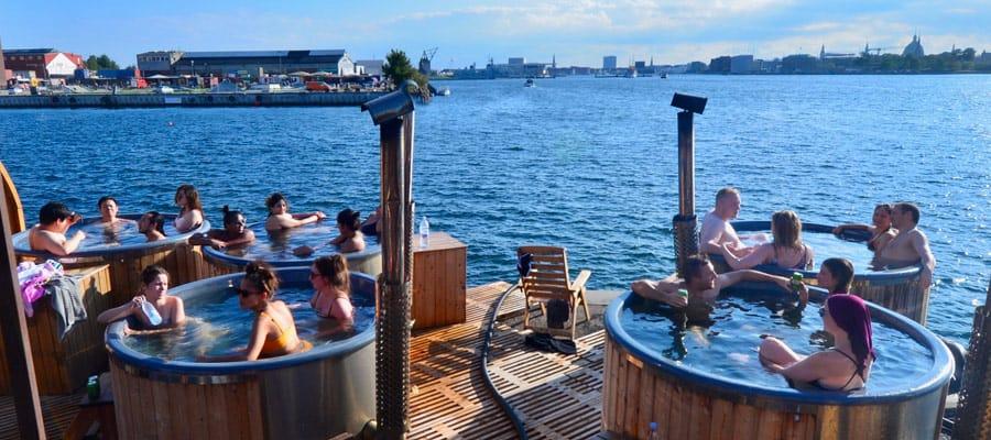 CopenHot | Copenhagen Sauna