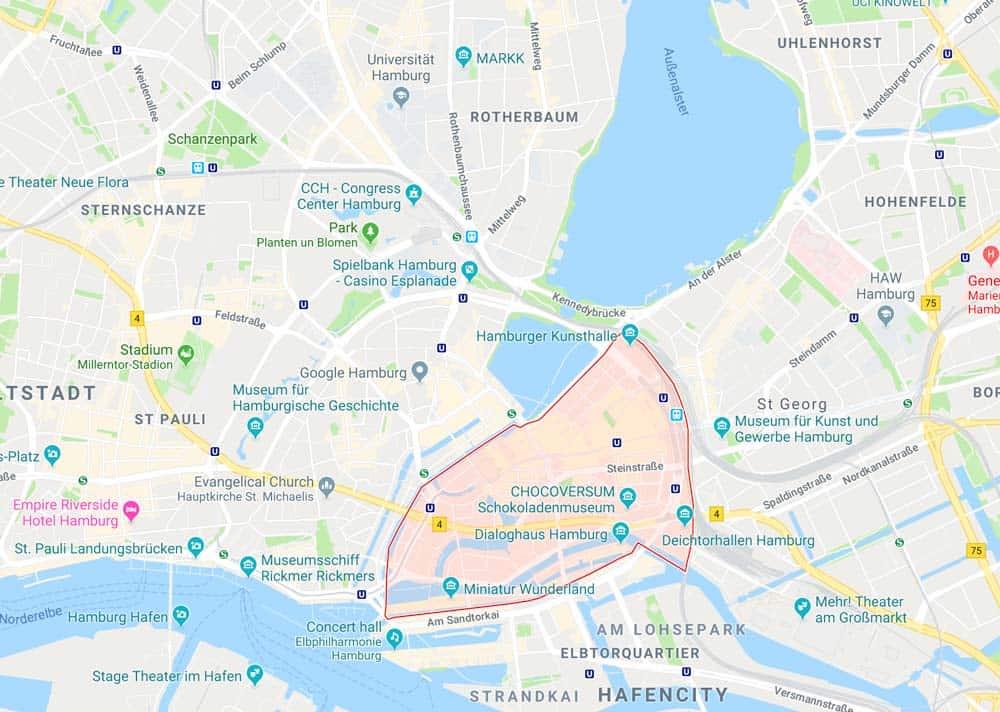 Altstadt   Hamburg Travel Guide