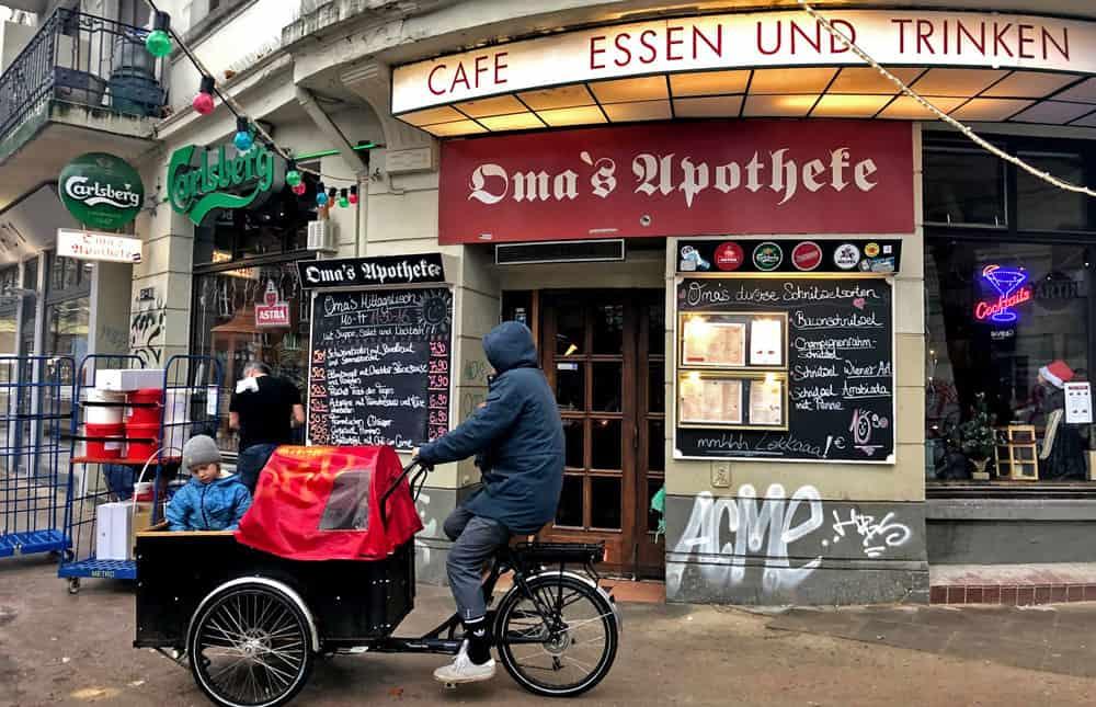 Hamburg Travel Costs