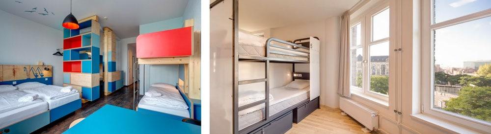 Best Hostels in Hamburg