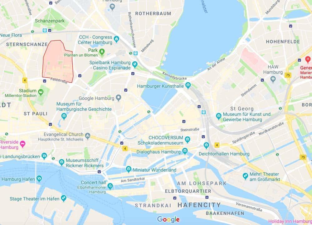 Karolinenviertel   Hamburg Travel Guide
