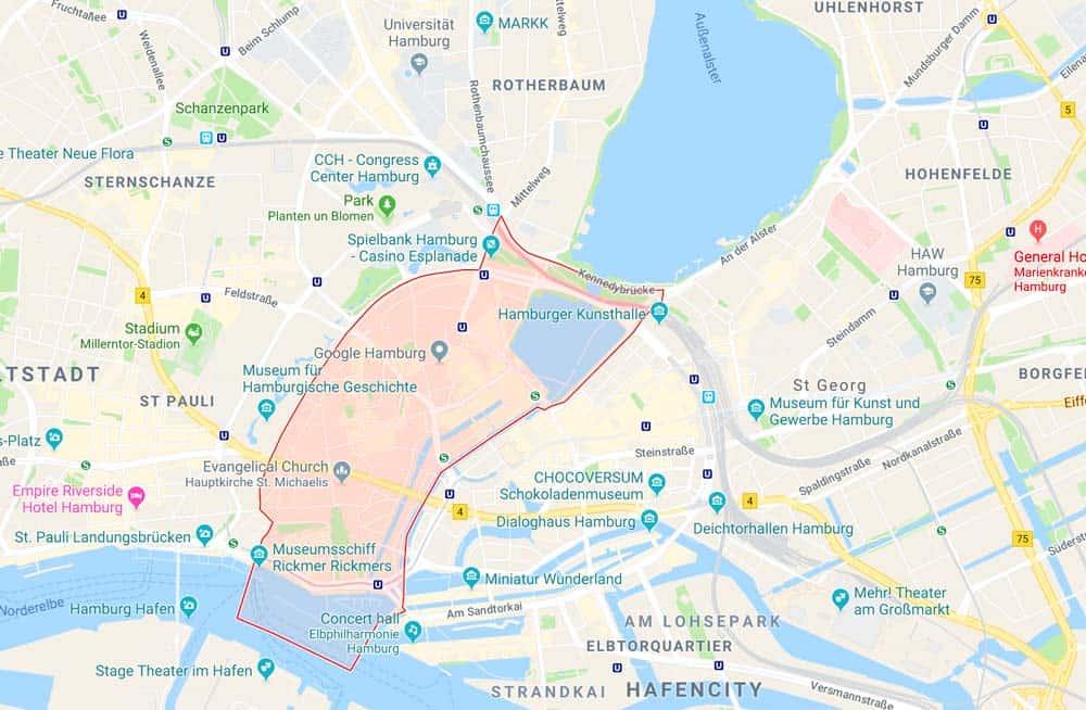 Neustadt   Hamburg Travel Guide