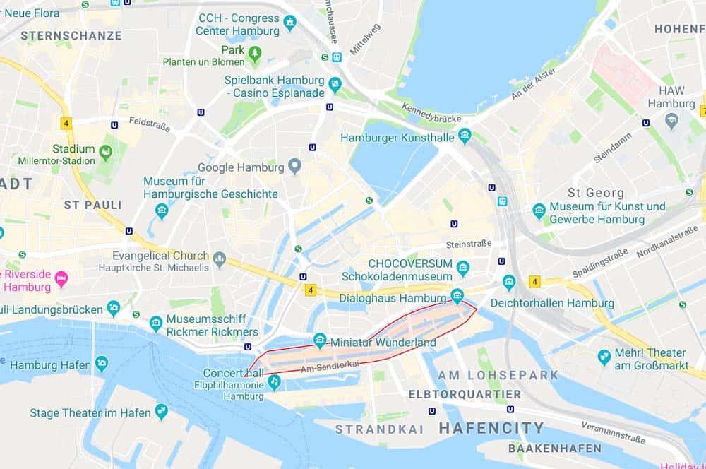 Speicherstadt   Hamburg Travel Guide