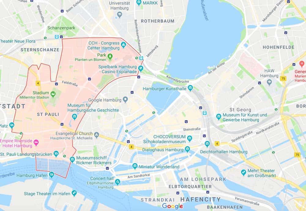 St. Pauli   Hamburg Travel Guide