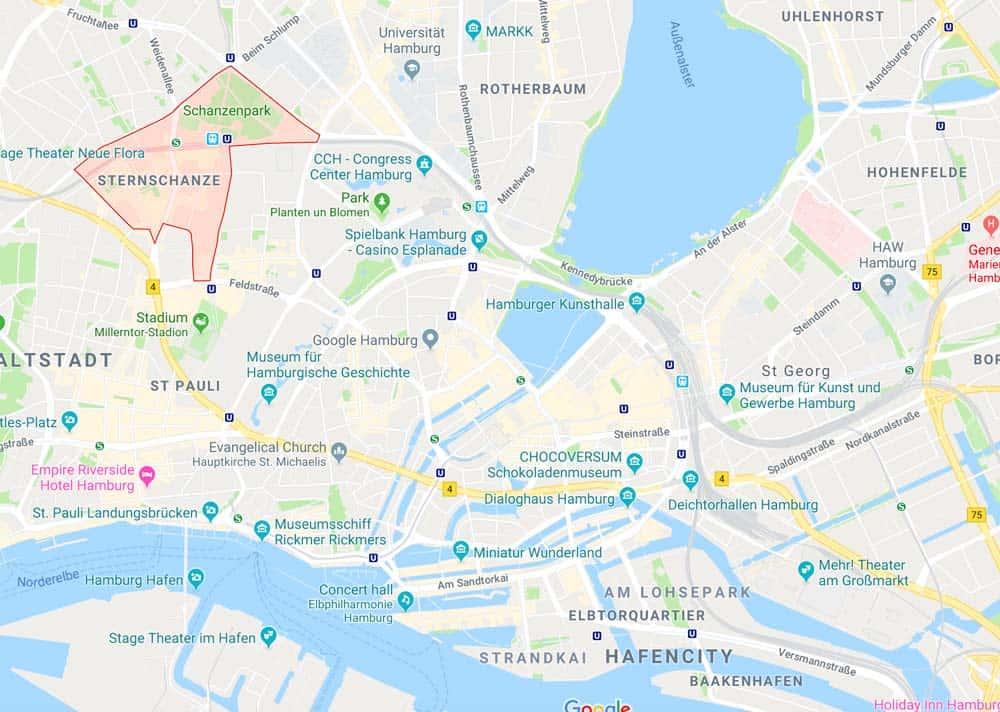 Sternschanze   Hamburg Travel Guide