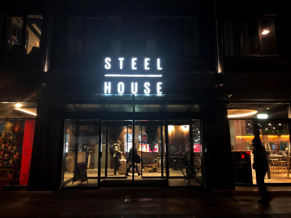 Steel House Hostel Copenhagen Review