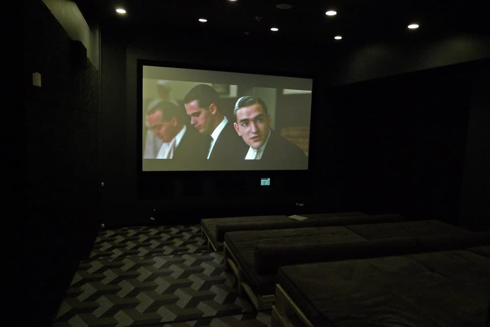 Copenhagen Steel House Hostel | Movie Room