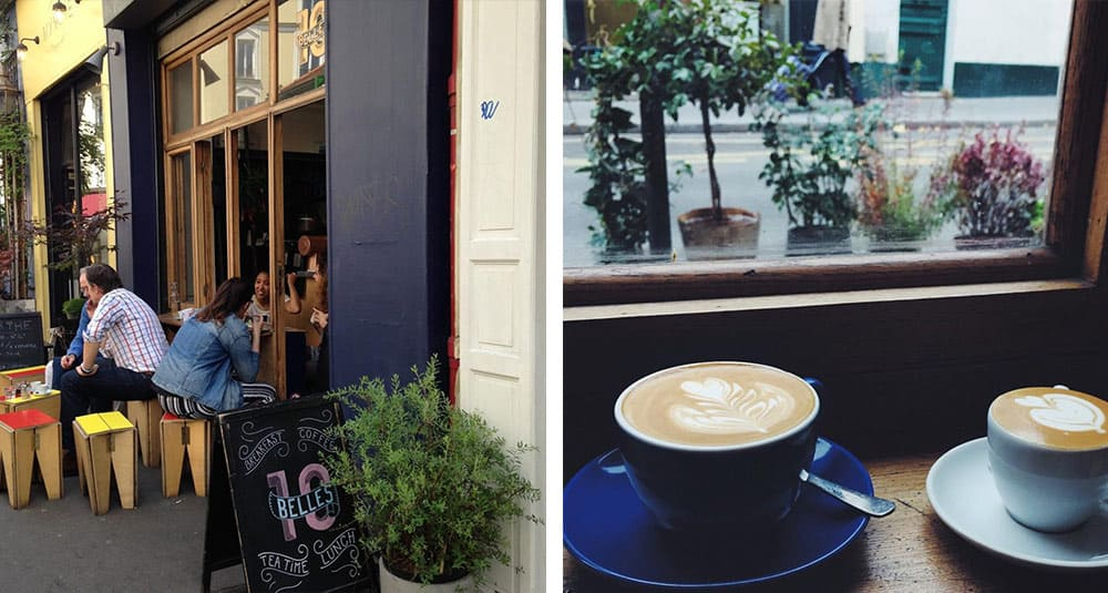 10 Belles Coffee | Best Coffee Paris