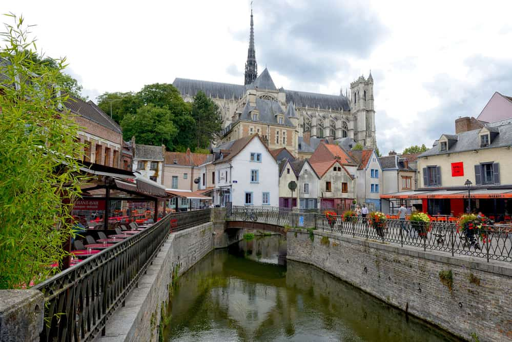 Amiens - Paris Day Trip