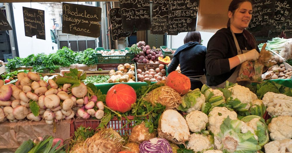 Best Markets in Paris