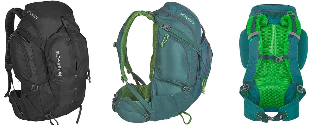 3e152ab1fd The Kelty Redwing backpack tends to get overlooked — probably because it is  marketed as a hiking backpack — but it is quietly one of our favorite  travel ...