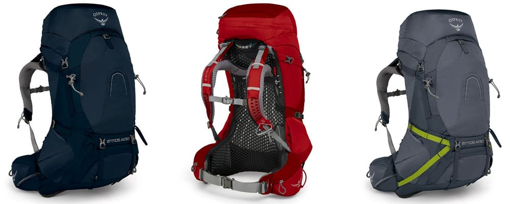 59c34f485e32 If comfort and capacity are most important to you then we highly suggest  looking at the Osprey Atmos line of hiking backpacks. Sure