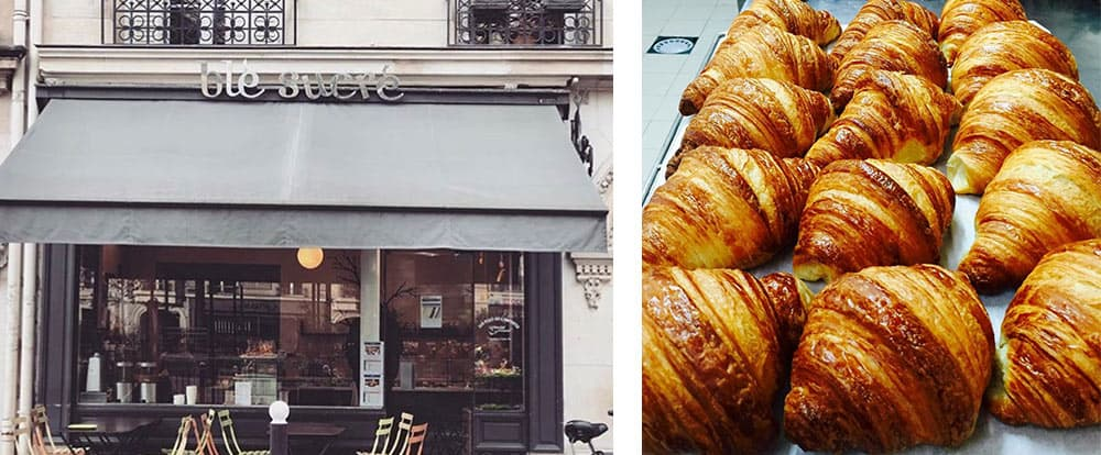 Ble Sucre | Best Paris Bakeries