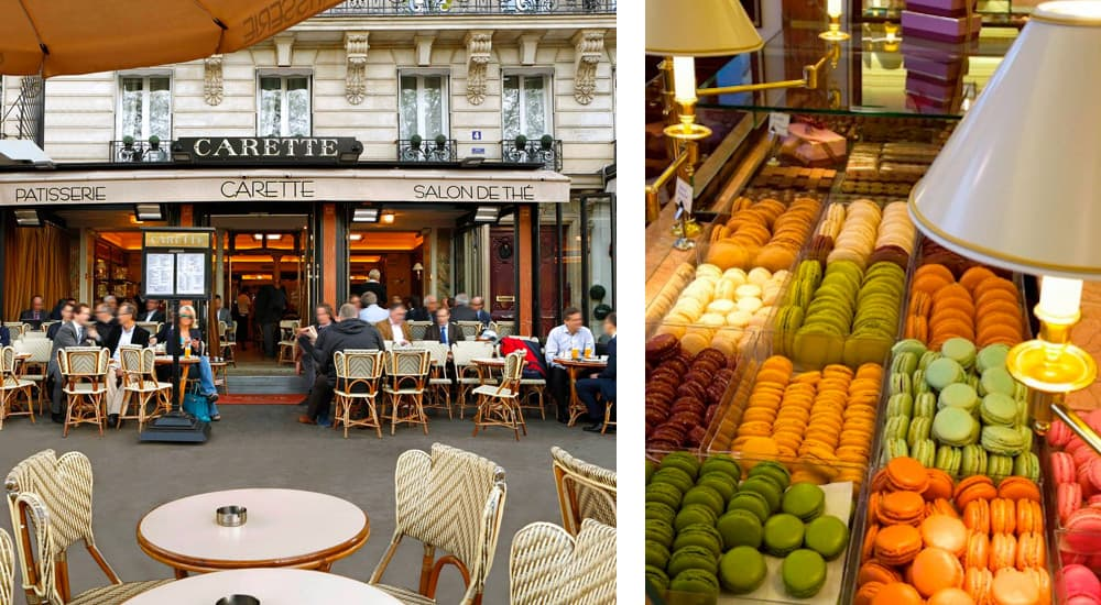 carette | Best desserts in Paris