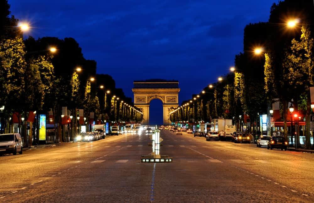 Champs-Elysées Paris Travel