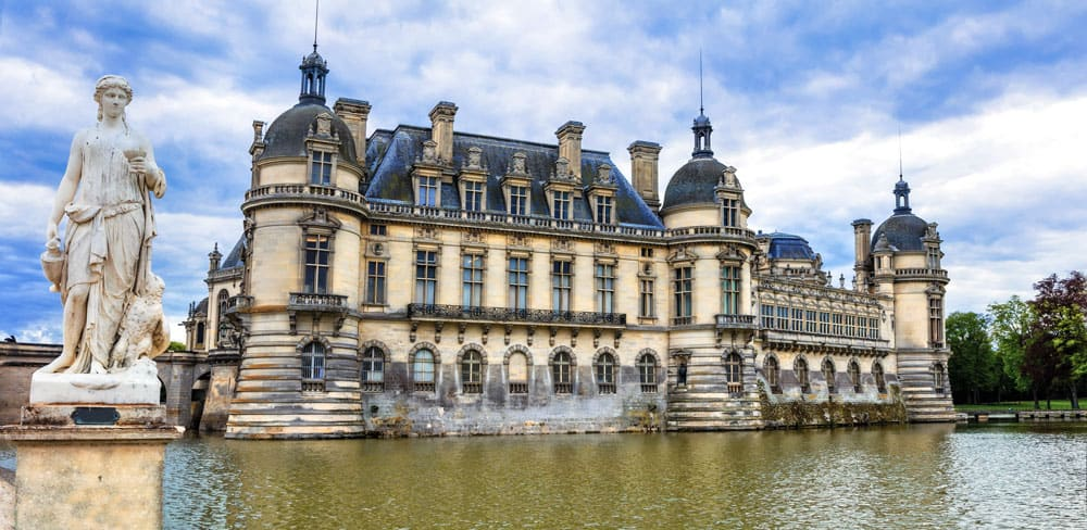 Domaine de Chantilly - Paris Day Trip