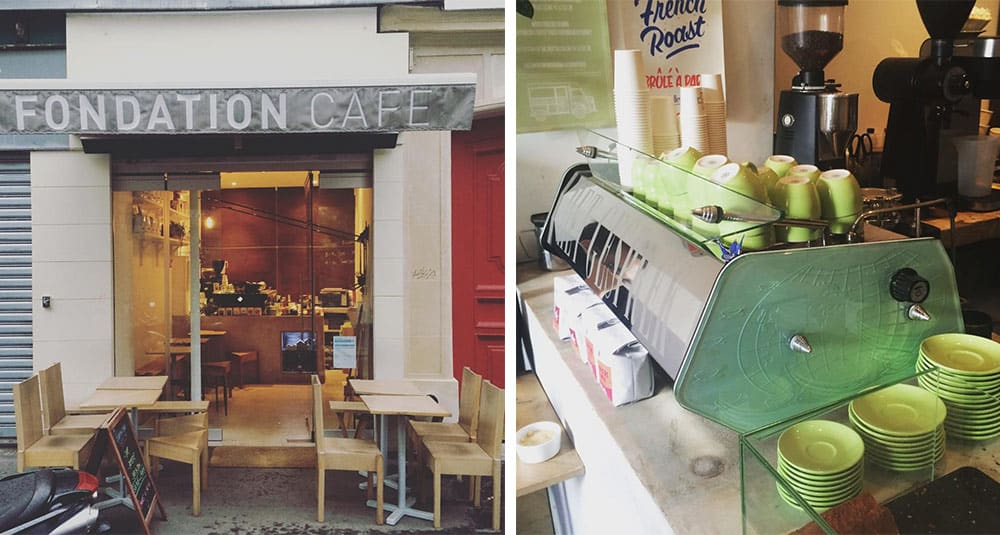 Fondation Cafe | Best Paris Coffee