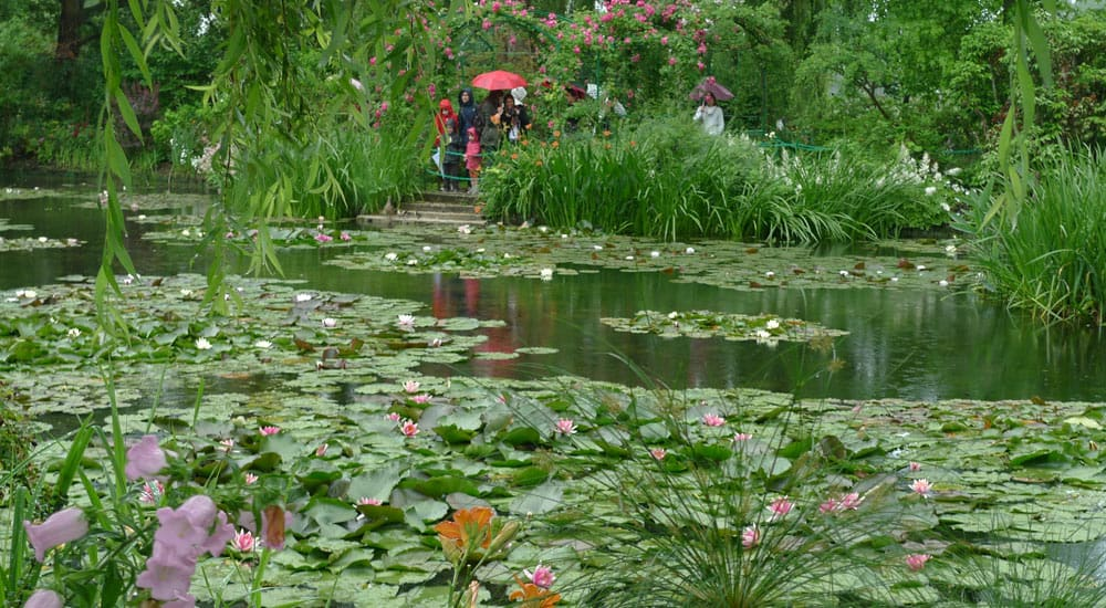 Giverny - Paris Day Trips