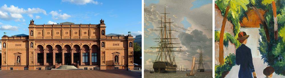 Kunsthalle Hamburg Travel