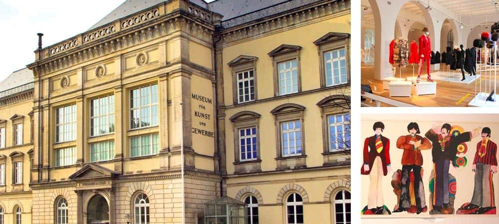 Museum für Kunst und Gewerbe (Museum of Arts & Crafts)