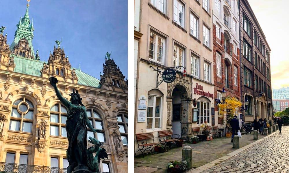 Altstadt andNeustadt Neighborhoods | Hamburg
