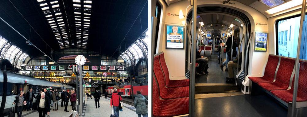 Hamburg Public Transportation