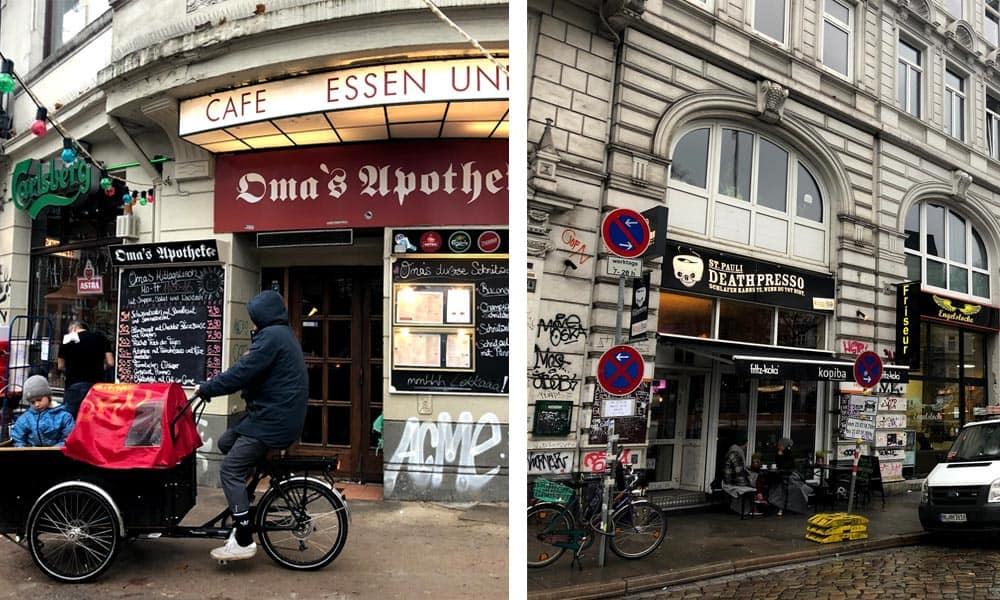 Sternschanze &Karolinenviertel Hamburg Neighborhoods