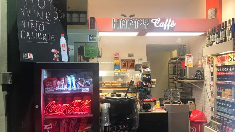 Happy Cafe | Cheap Paris Restaurants