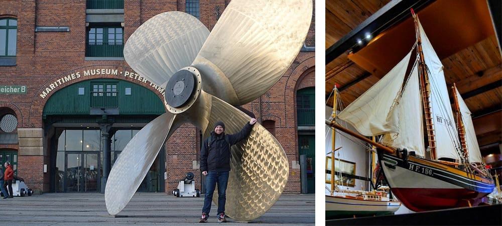 Internationales Maritimes Museum Hamburg Travel