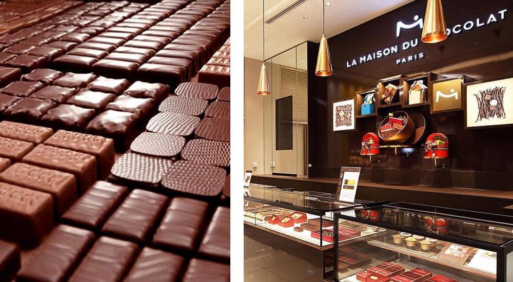 La Maison du Chocolat | Best Dessert Paris