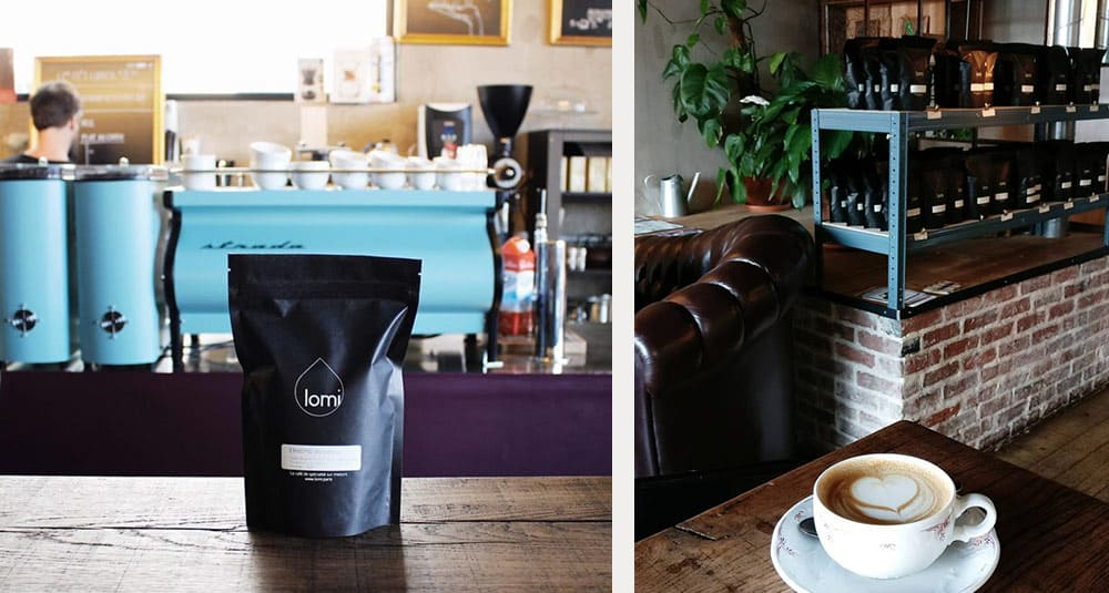 Lomi Cafe | Best Paris Coffee