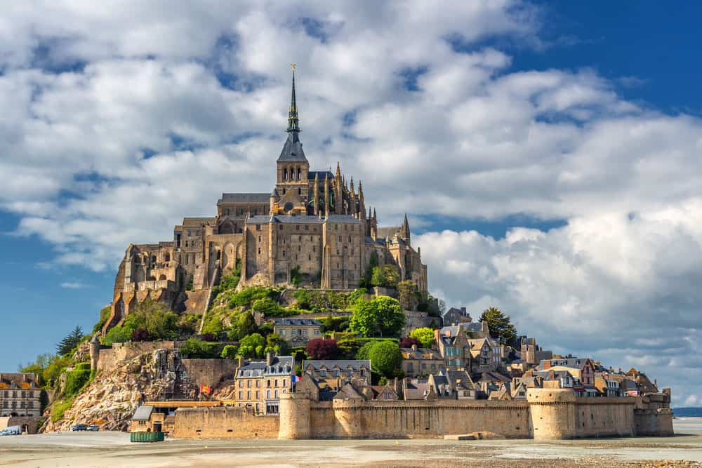 Mont St. Michel - Paris Day Trip