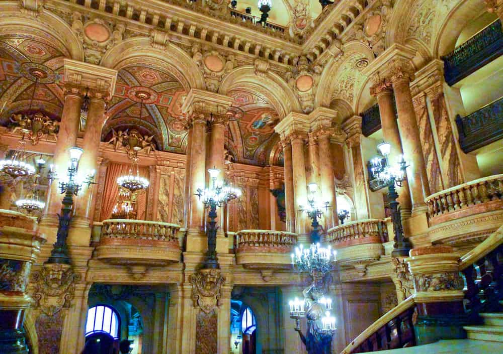 Opera Garnier | Paris Travel
