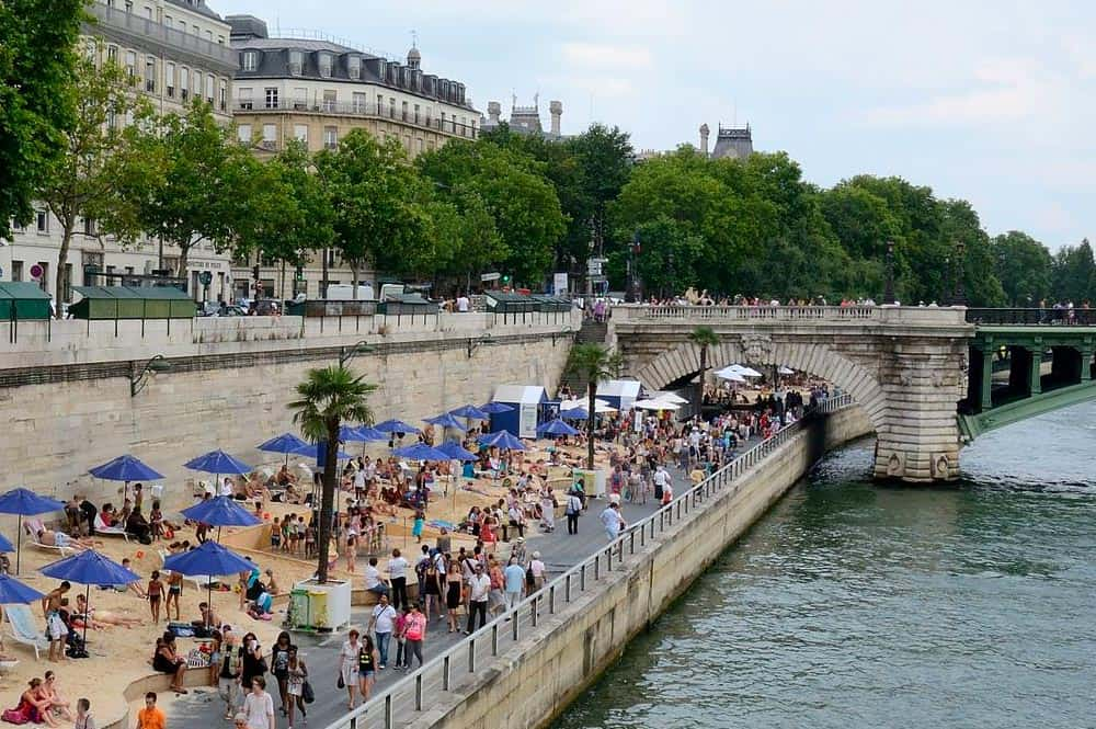 Paris-Plages | Paris Beach