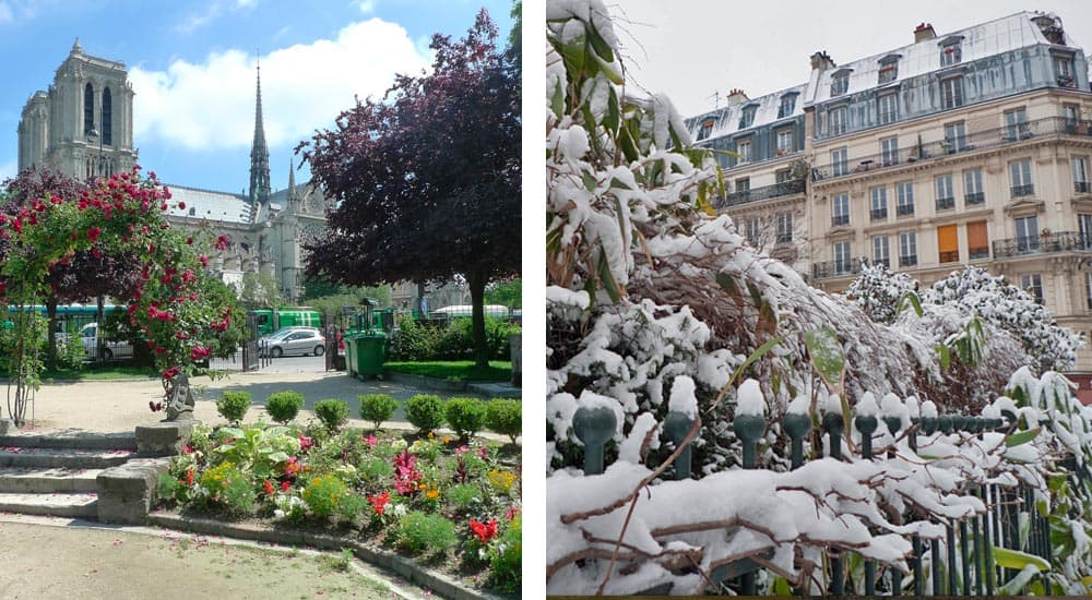 Paris Seasons | Paris travel guide