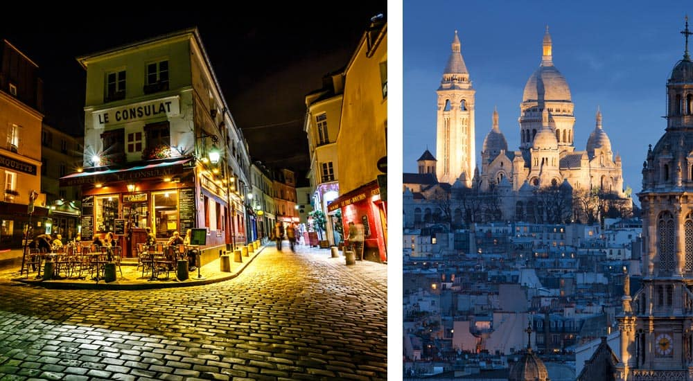 Montmartre neighborhood | Paris Travel Guide