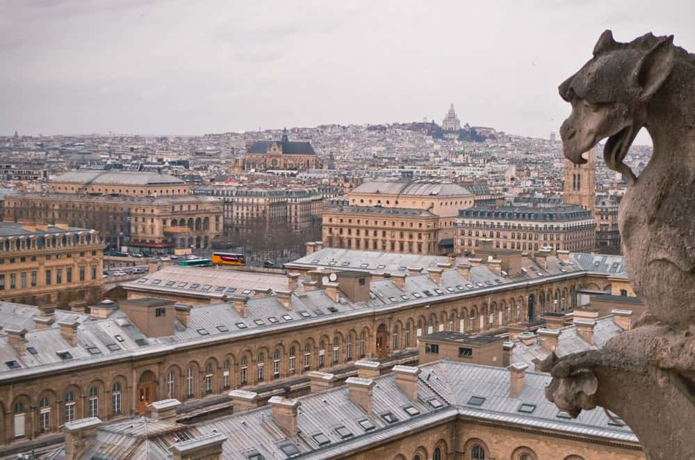 Notre Dame Views | Paris Travel