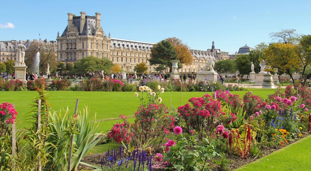 Tuileries Gardens | Paris Travel Guide