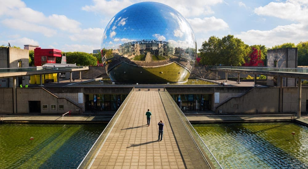 Parc de la Villette Paris Travel Guide