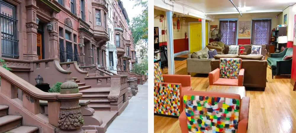 Best Hostels NYC | International Student Center
