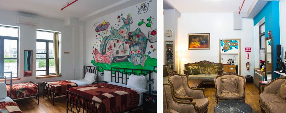 Best Hostels NYC | Moore Hostel