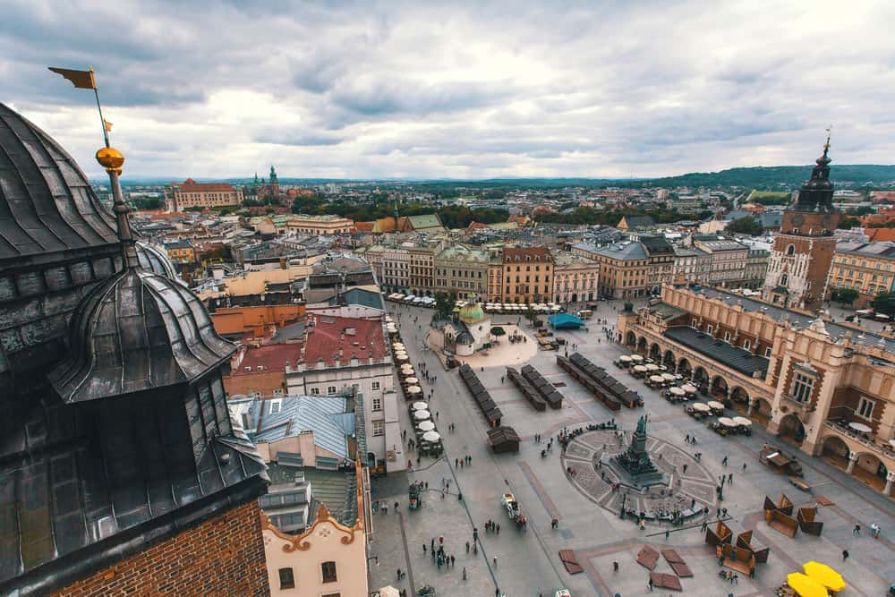 Cheapest Cities in Europe | Krakow