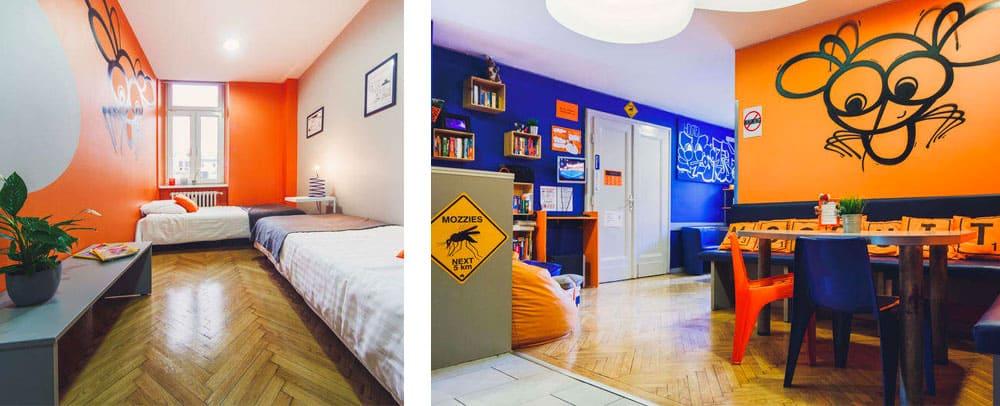 Best Hostels Krakow | Mosquito