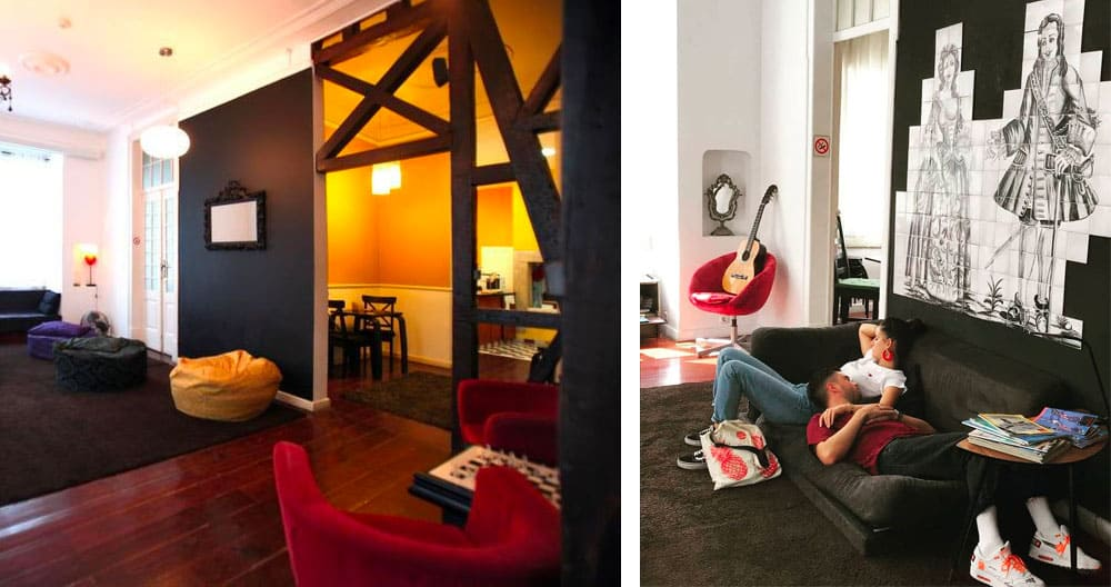 Best Lisbon Hostels | Rossio Hostel