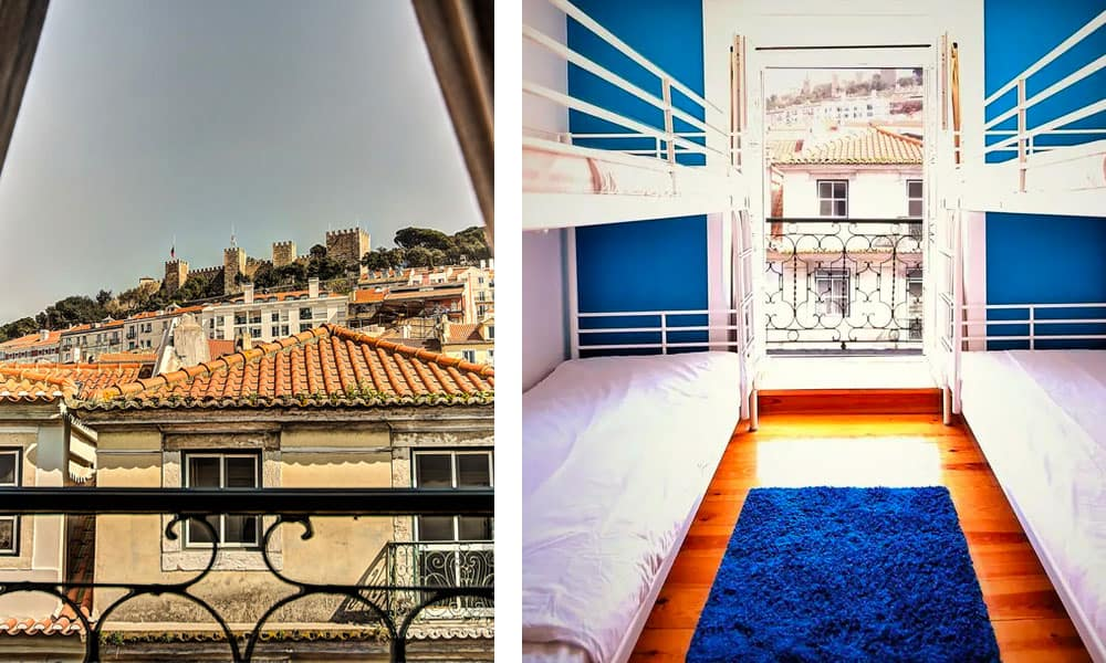 We love tourists hostel | Lisbon Hostels