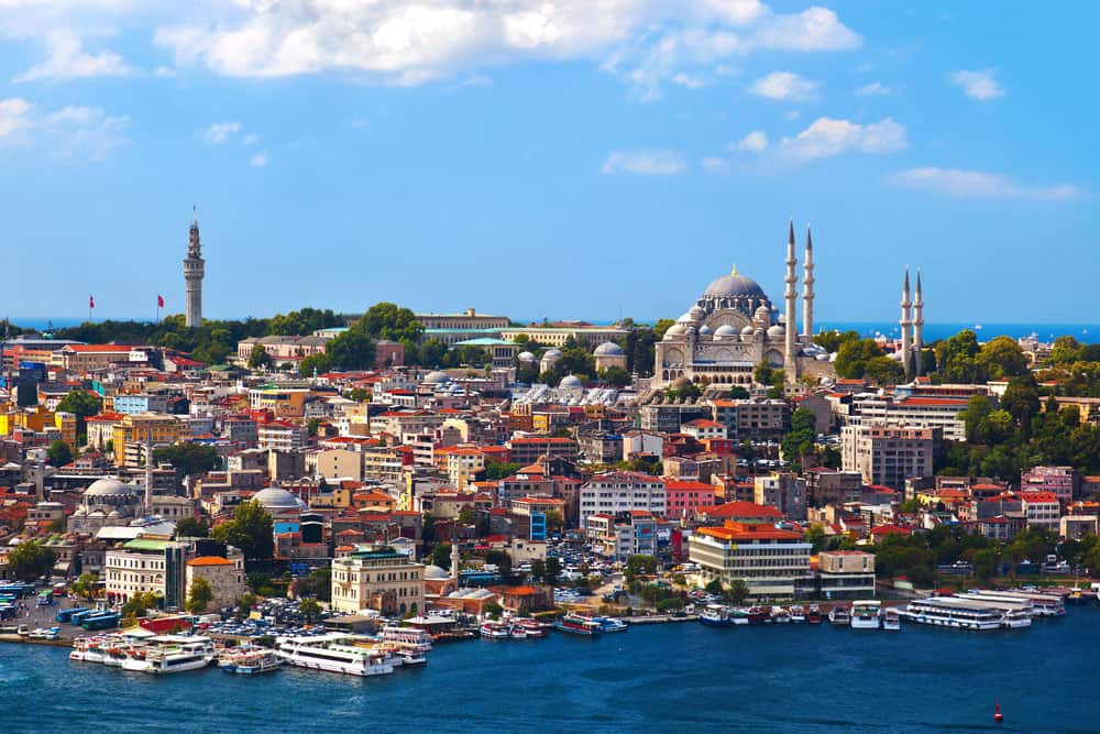 Cheap Cities in Europe | Istanbul